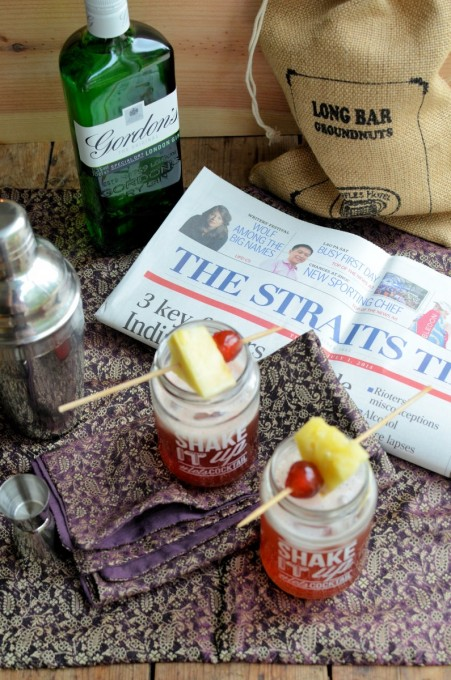 Gordon's Singapore Sling - #LetsCocktail this Summer!