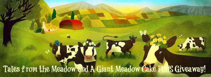 Tales from the Meadow and A Giant Meadow Cake PLUS Giveaway!