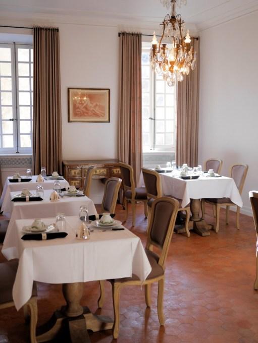 Dining Room Hotel de la Villeon