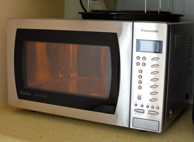 Panasonic Slimline Combi Microwave Oven