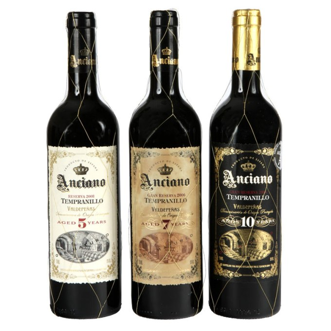 Giveaway: Win an Anciano Wines Gift Pack - Lavender and Lovage