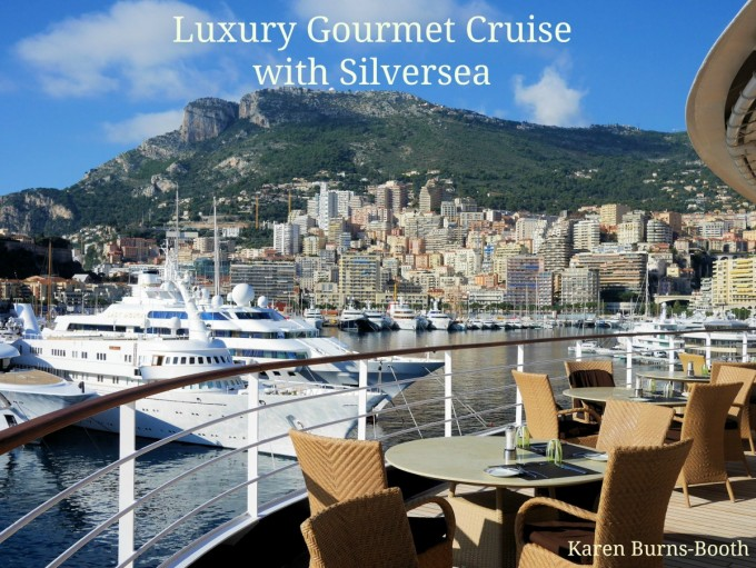 Luxury Gourmet Cruise with Silversea