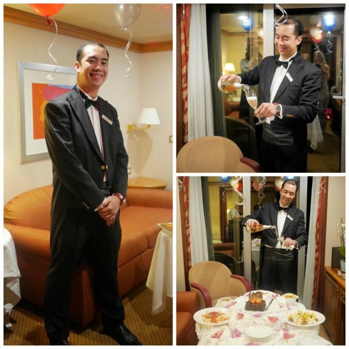 Albert, my Suite Butler