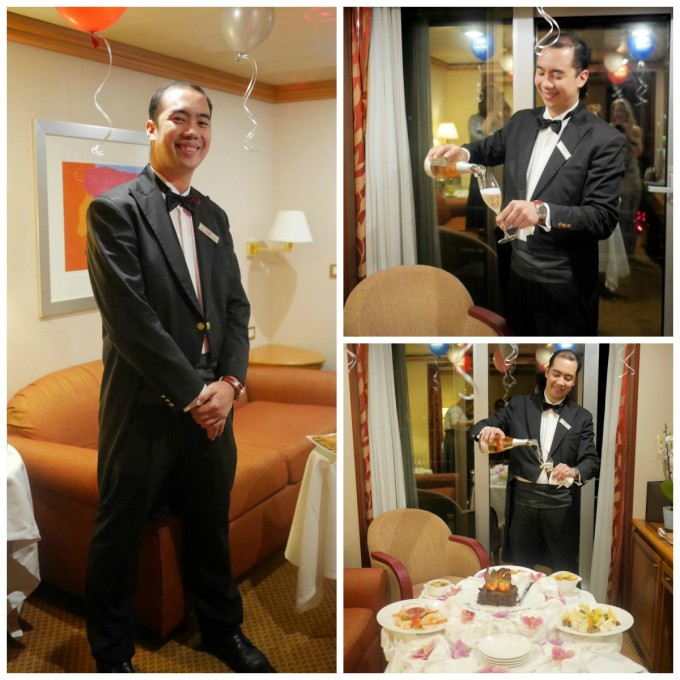 Albert, my Suite Butler