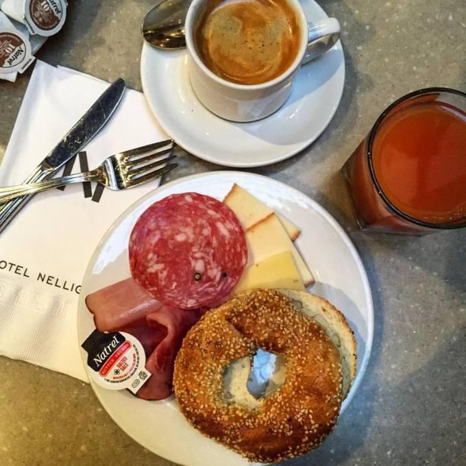 Breakfast Hotel Nelligan