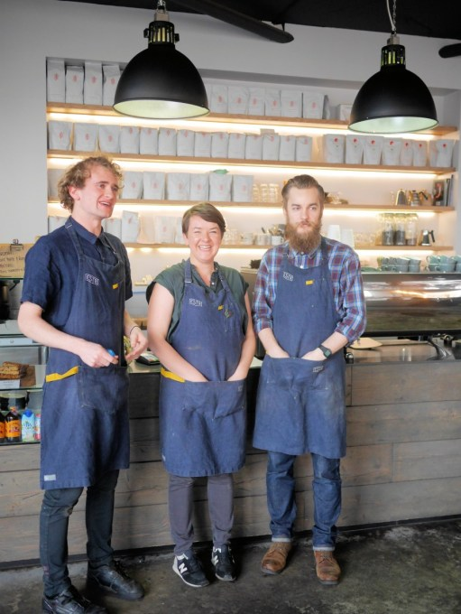 Established Coffee Baristas