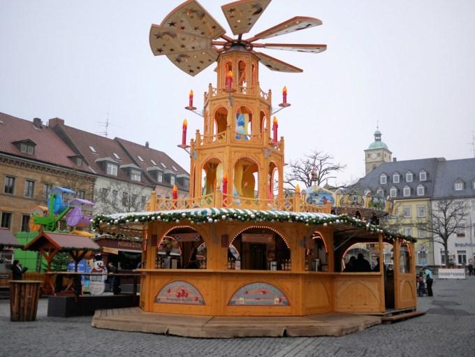 Schwienfurt Christmas Market