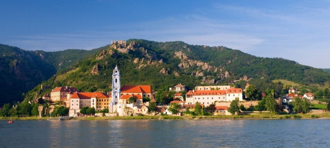 The Danube Melk to Dürnstein