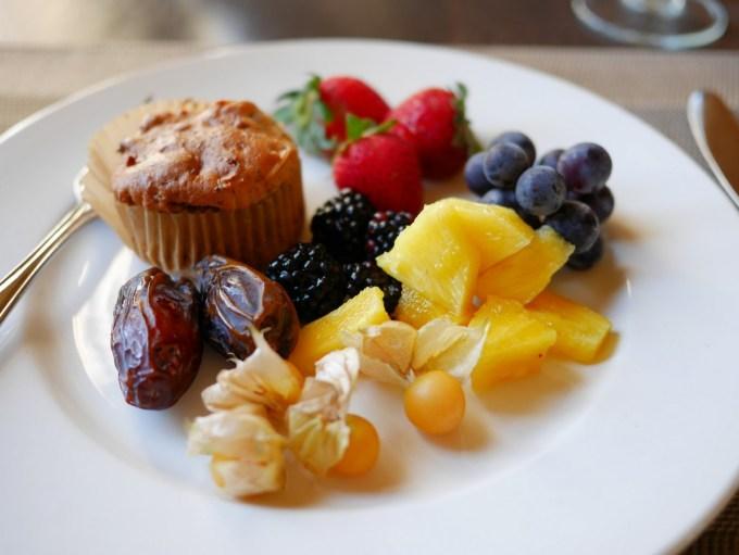 Breakfast at Spa Eastman