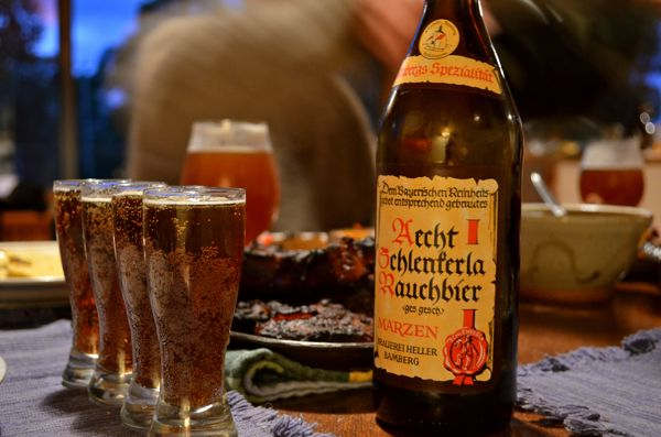 Rauchbier Smoked Beer