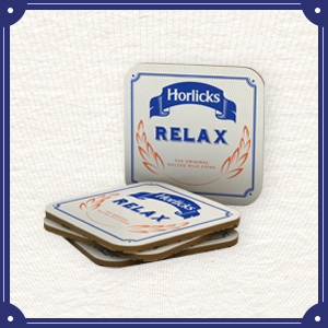 Horlicks Coasters