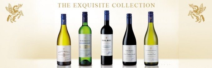Aldi Exquisite Wine Collection