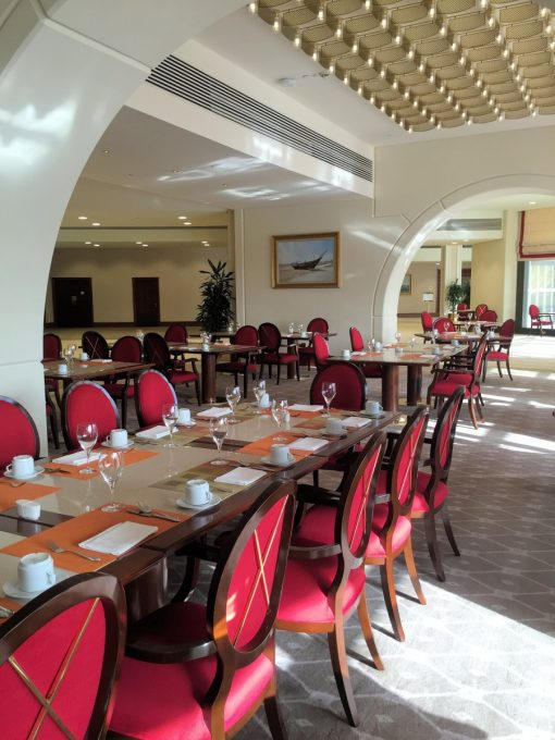 """All Day Dining"" restaurant, Al Hubara,"