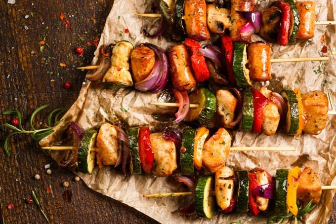 Street Food Kebabs