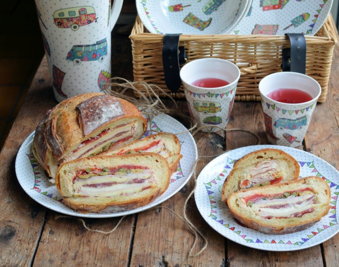 The Caravan Trail Festival range and Muffuletta