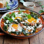 Mixed Bean Shakshuka