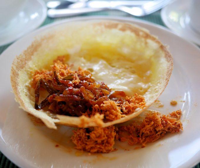 egg hopper with pol sambol