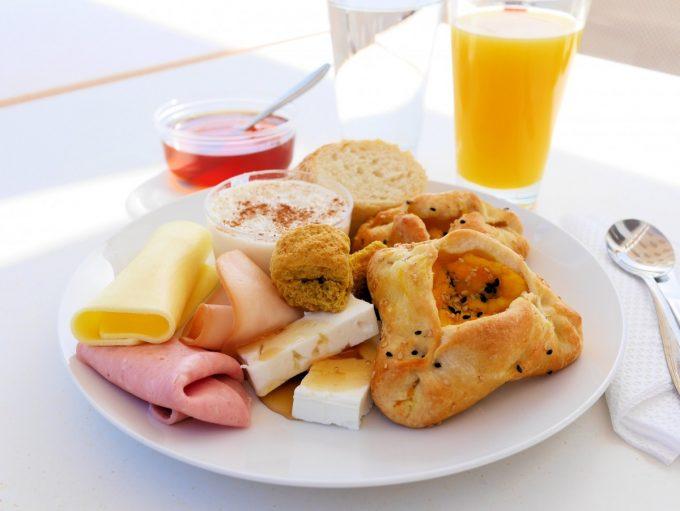 Astypalea Breakfast at Zafora