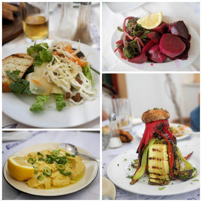 Vegan Food at the Barbarossa