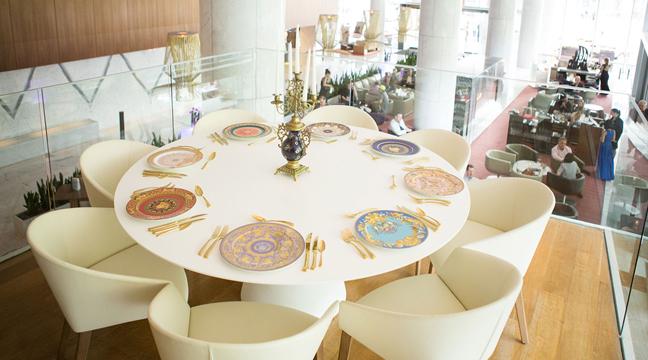 Dining at ORU Restaurant