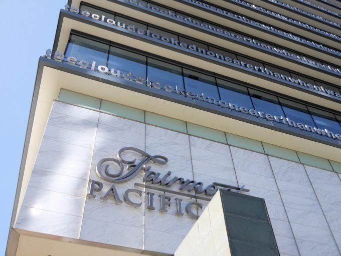 Fairmont Pacific Rim Hotel Vancouver