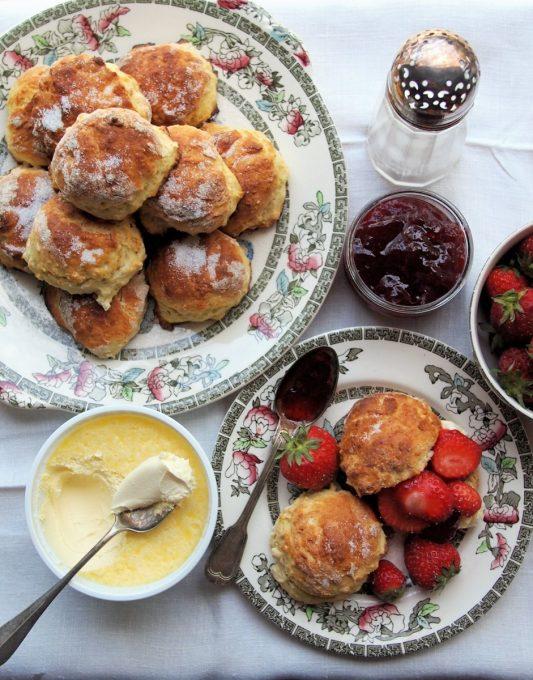 Recipes for National Cream Tea Day