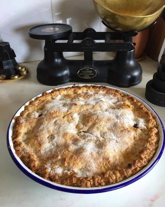 Bilberry Pie