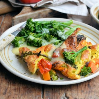 "Tenderstem® ""Eat your Greens"" Toad in the Hole"