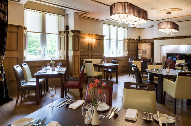 The Old lodge Malton Restaurant