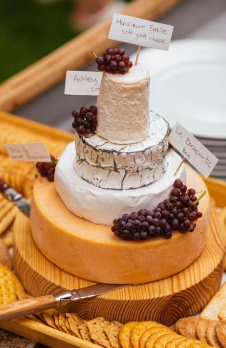 Cheese Cake Wheel