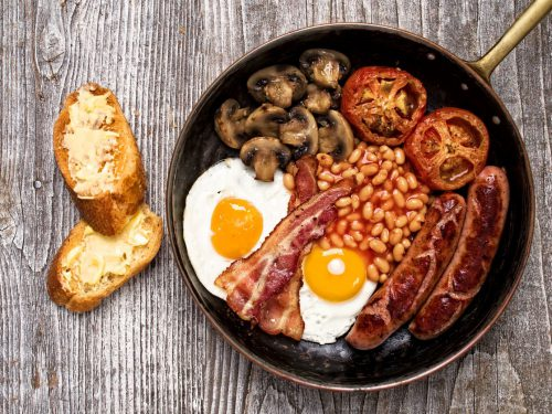 Fry Up Is Still Britain's Favourite Breakfast Despite the arrival of hip new dishes like smashed avocado, flat whites and bircher muesli, the traditional fried...