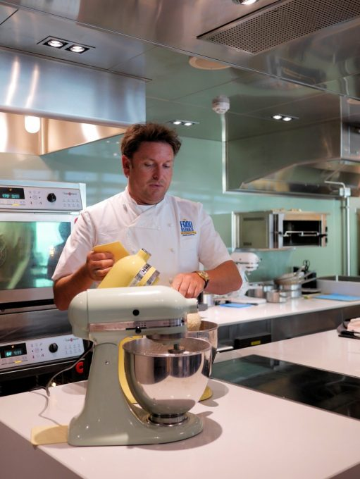 James Martin in The Cookery Club