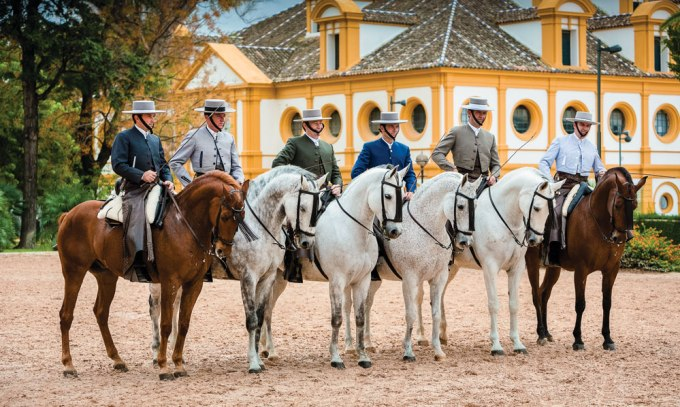 Gaudi, Tapas and Dancing Andalusian Horses