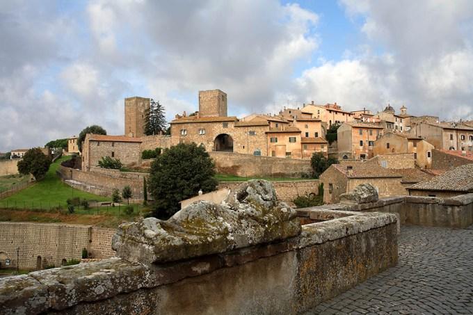 Tuscania, Italy