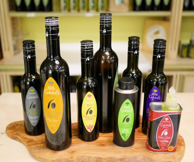 Provence Olive Oils