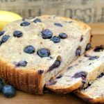SLOW COOKER BLUEBERRY AND BANANA BREAD