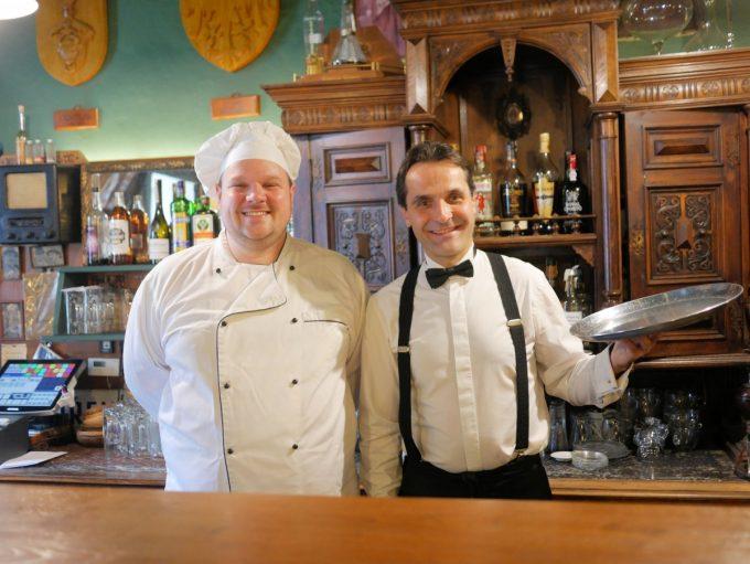 Solidní Šance Chef and Owner