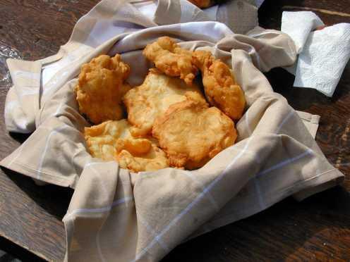 Fried Bannocks: Michael Blackstock