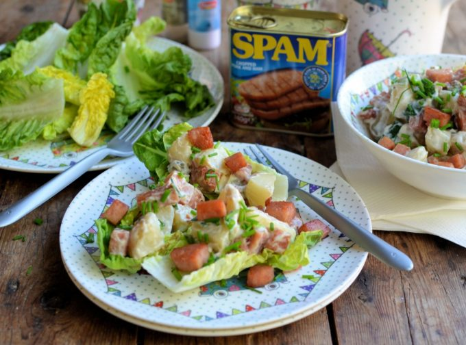 Potato Salad with SPAM®