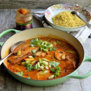 Dine and Discover: Aromatic Pork in Coconut Milk