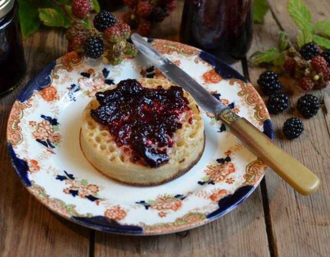 Seedless Blackberry Jam