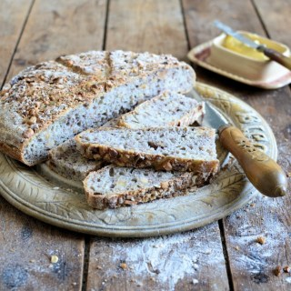 KAMUT® Khorasan & Toasted Nut Sourdough