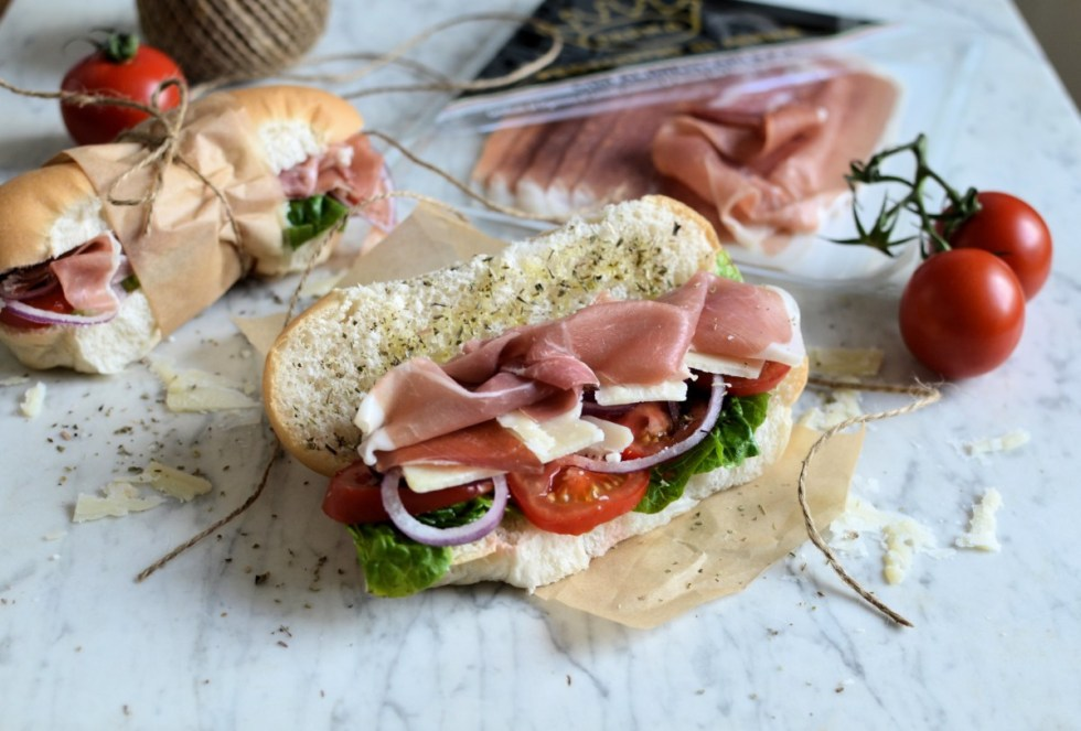 Prosciutto di Parma Ham