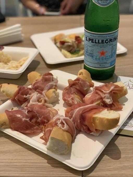 Parma Ham
