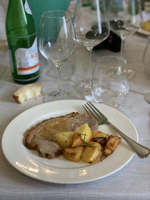 Veal and Rosemary Potatoes