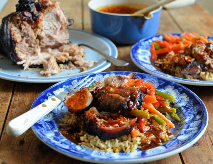 Asian Roast Pork