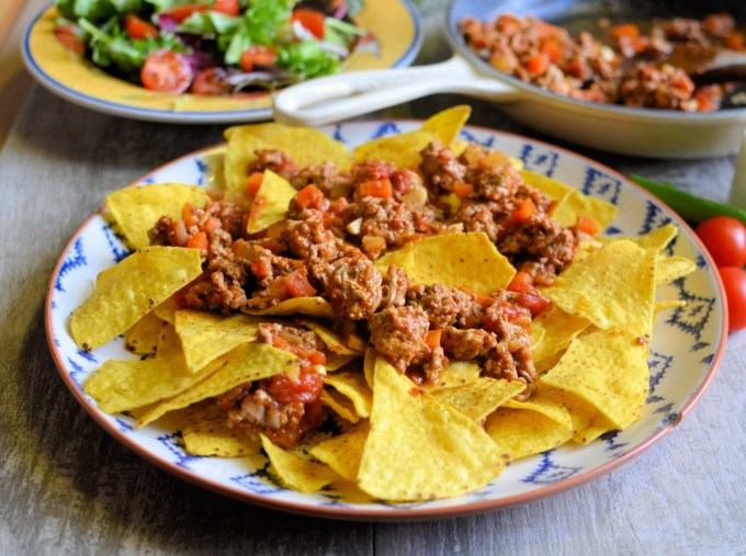 Healthy Turkey Ragu