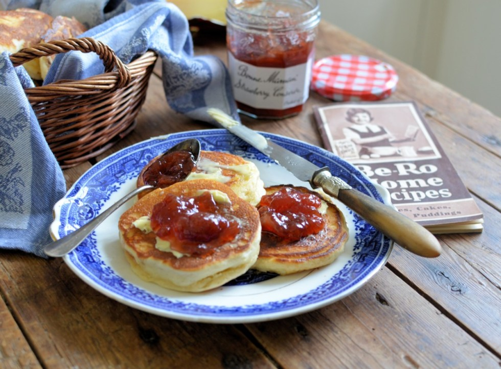 Drop Scones Scotch Pancakes