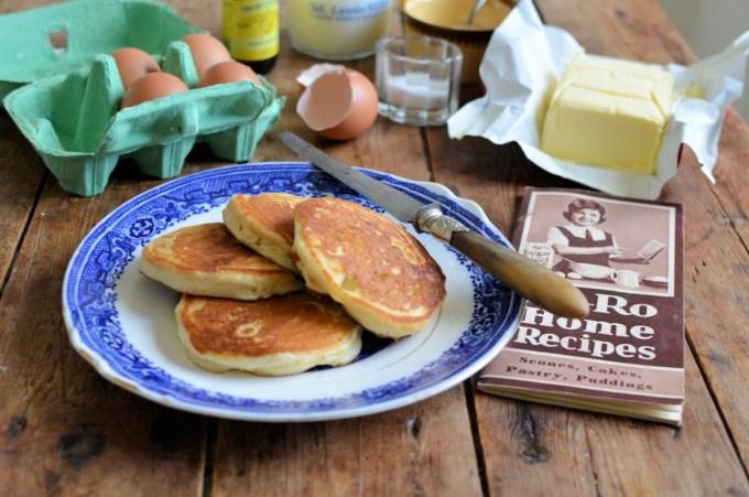 Drop Scones Scotch Pancakes