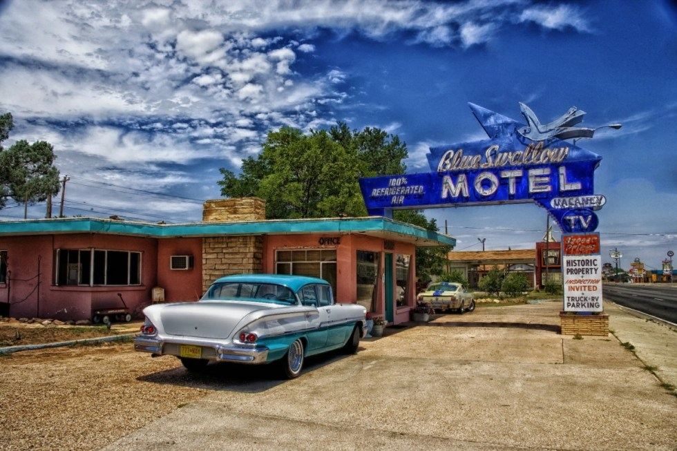 Motel in USA